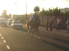 "2ª CARRERA_24 DE MAYO_LA LAGUNA,LOS LLANOS_""WATERGOLD"" VENCE SOBRE ""REY OVELAR"""