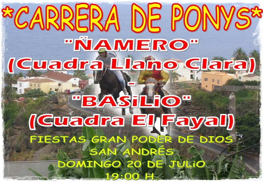 DOMINGO 20/JUL/08_CARRERA DE PONYS EN S/ANDRÉS (LOS SAUCES)
