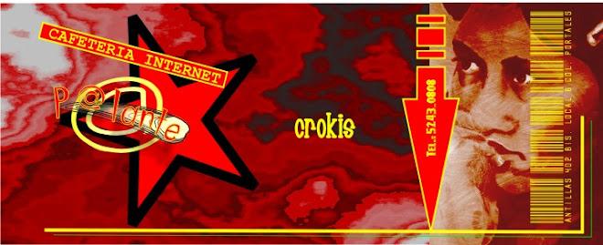 P@lante - Crokis