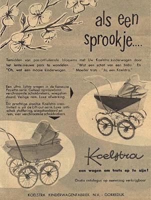 Koelstra ouderwetse kinderwagens