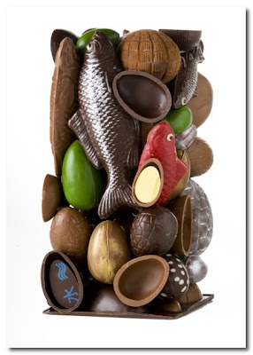 handmade eggs in a basket zanz norway