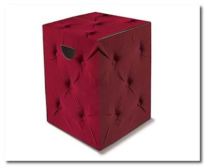 cardboard stool poaa