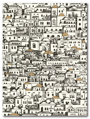 Fornasetti Wallpaper cole and son