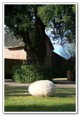 Landscape Ornament acorn