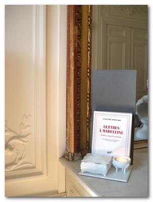 José Lévy vanity mirror