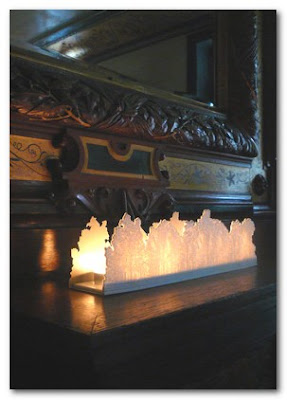 José Lévy candle