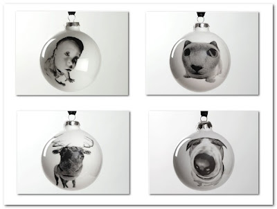 Christmas Chimera Bauble