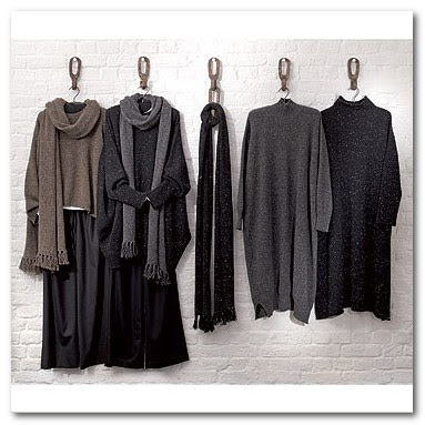 eskandar sweater dresses
