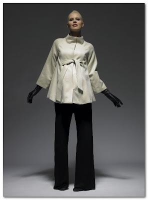 Isabella Olive jacket