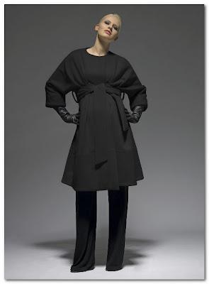 Isabella Olive coat