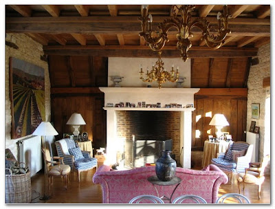 normal room interior france