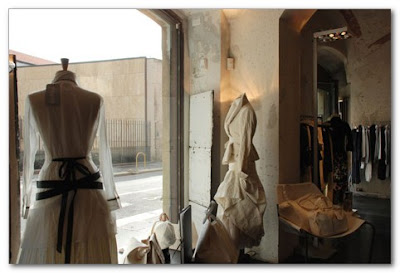 Rossana Orlandi the best shop in the world