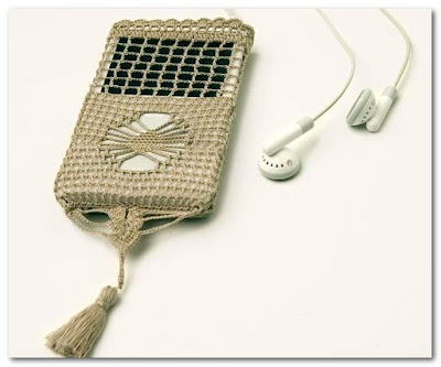 crochet ipod cover greece is for lovers