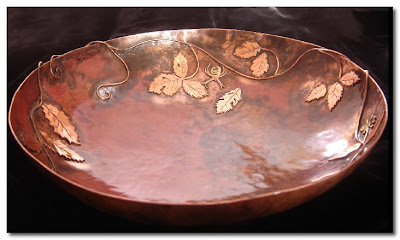 coppersmithing by sian evans