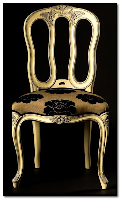 dilles sculptural chairs