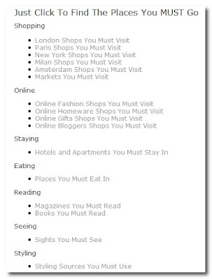 designers block directory contents