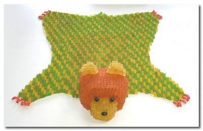 gummi bear rug ya ya chou