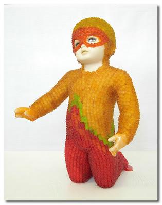 gummi bear doll ya ya chou
