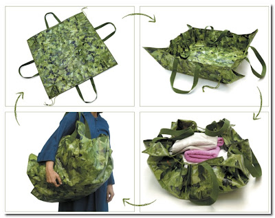 Multi-Purpose Duffel Sheet from the camouflage company