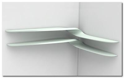 shelves by amanda levete