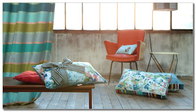 kenzo cushions