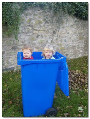 sonny & billy in the bin