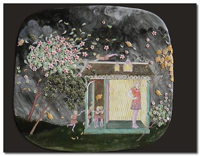 Amanda Michelle Smith ceramics
