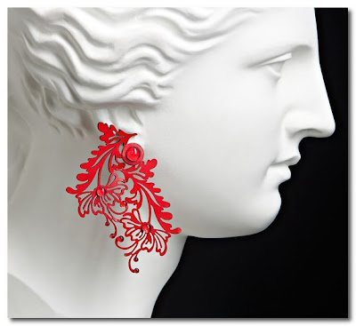 earrings by ginta