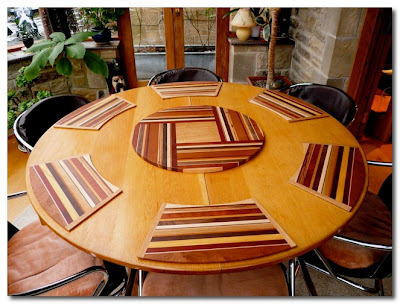 table by newastle hardwood