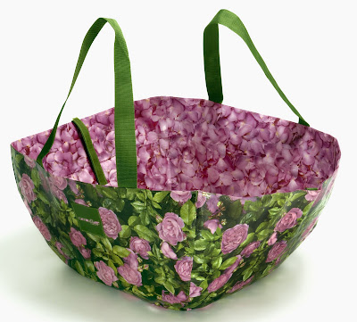 French panier bag the camouflage company