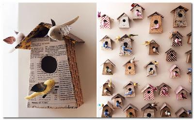 bird boxes at tiny mcsmall