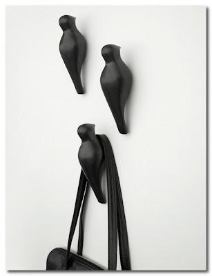 bird pegs by JBA sweden