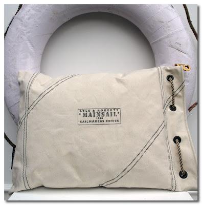 mainsail cushion Par Courrier