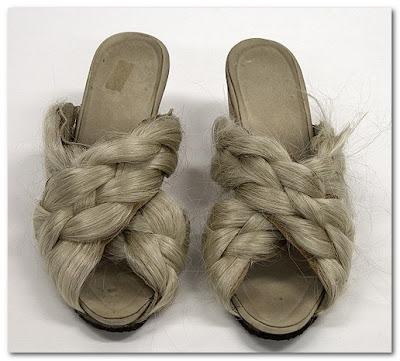 The Virtual Shoe Museum
