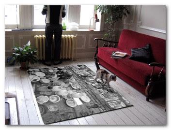 flea market rug atelier blink