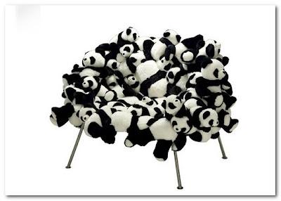 panda chair moss online