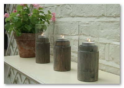mia wood lanterns