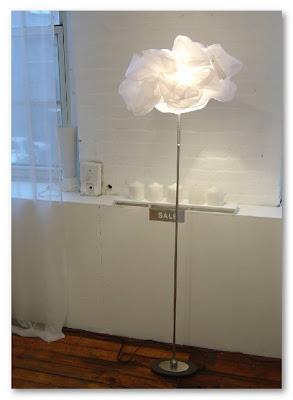 Simplemente Blanco lamp