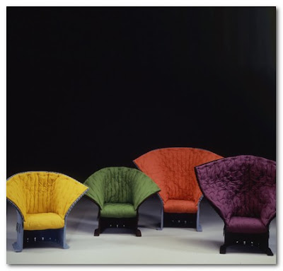chairs by cassina