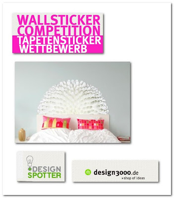 wallsticker competition design3000 and designspotter
