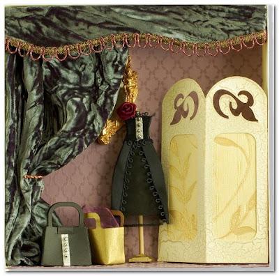 curlicue boudoir box
