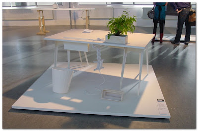 Design Academy Eindhoven Graduation Galleries 2007