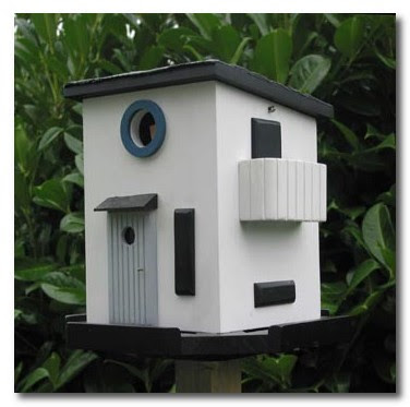 bauhuas bird house the french house