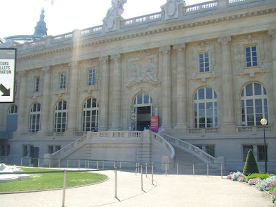 the grand palais paris