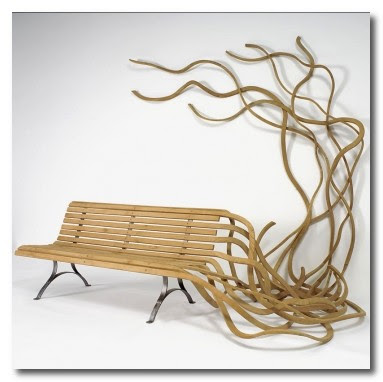 bench by pablo reinoso