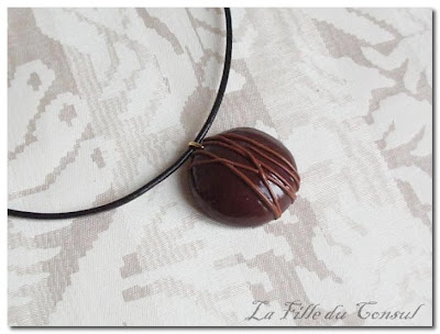 necklaces by la fille du consul