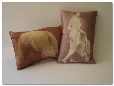 cushions by laura berens