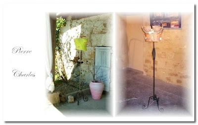 corset lamps the noir france