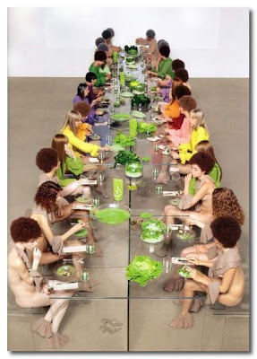 photography by vanessa beecroft
