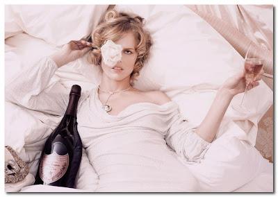 dom perignon pink champagne